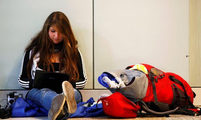 Võõras wifi-võrk on suurim küberoht reisil