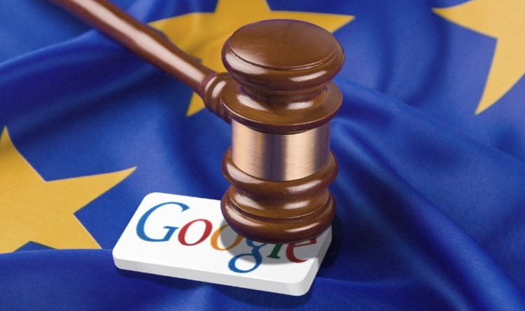 Euroopa Komisjon trahvis Google'it rekordsuure summaga